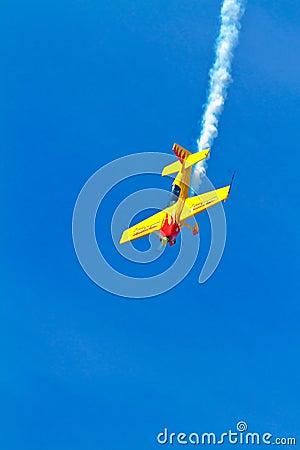 Aircraft Extra 300S Editorial Photo