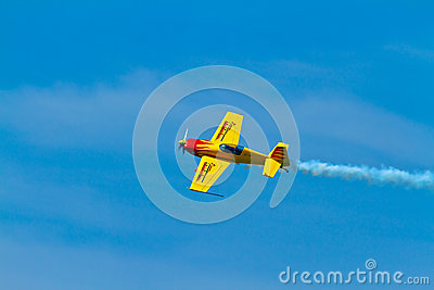 Aircraft Extra 300S Editorial Image