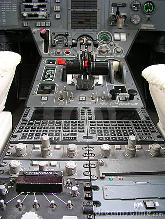 Aircraft instrumental panel
