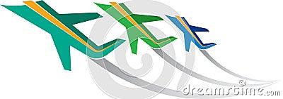 Aircraft logo