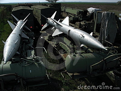 Aircraft missiles