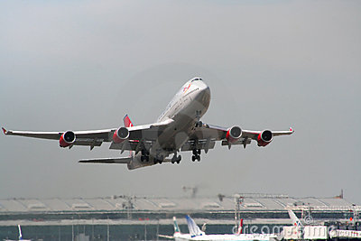 Aircraft Takeoff 2