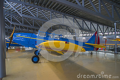 Aircraft type, fairchild pt-26