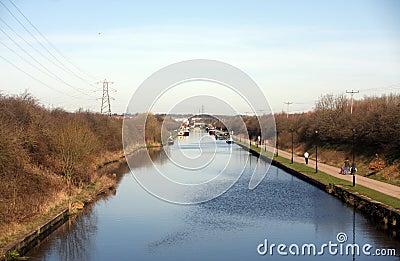 Aire & Calder Navigation Canal