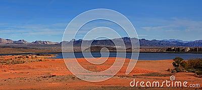 Aire de loisirs du Lake Mead