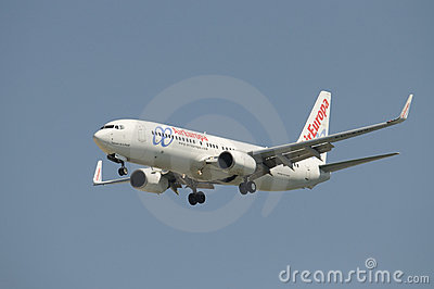 Aireuropa Boeing 737 Editorial Photography