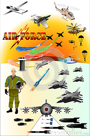 Airforce& aircraft
