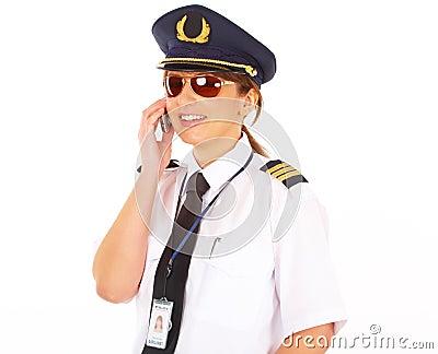 Airline pilot