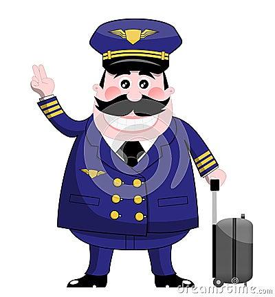 Plane Pilot on Airline Pilot