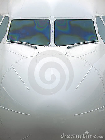 Airliner nose
