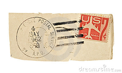 Airmail Stamp