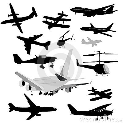 Free Airplane Collection Stock Photo - 6451220