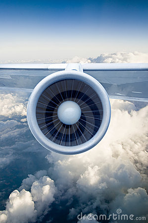 Free Airplane Engine Stock Photography - 10870532