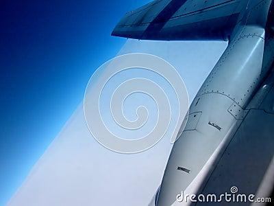 Airplane engine 2
