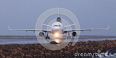 Airplane Front Lane