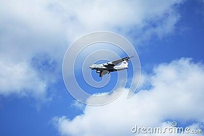 Airplane. IL-76