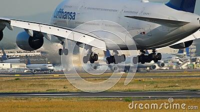 Fraport Landung