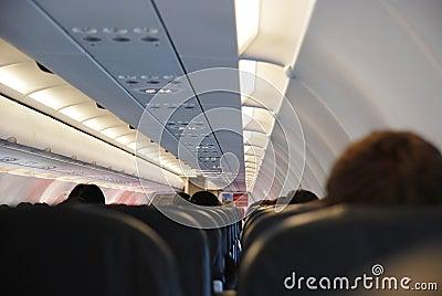 Airplane seats