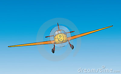 Airplane (vector)