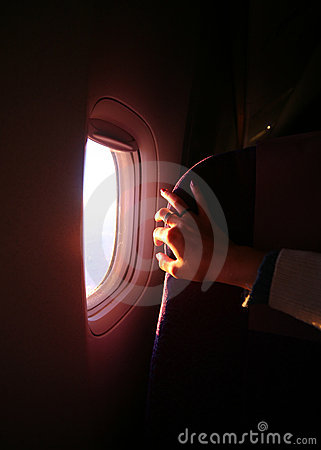 Free Airplane Window Stock Photo - 3728690