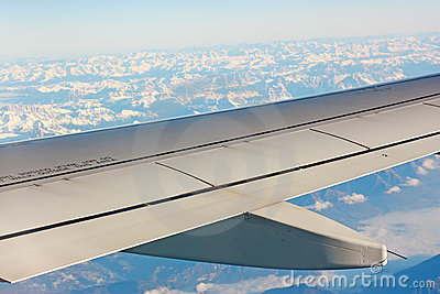 Airplane Wing Part