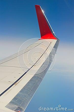 Free Airplane Wings Stock Photo - 27928390