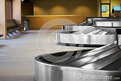 Airport Baggage Terminal