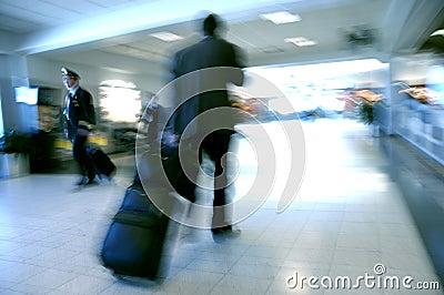 Airport Blurs 5