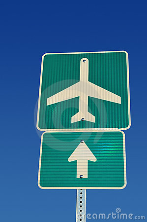 Airport direction