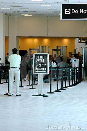 Free Airport Security Royalty Free Stock Photo - 2246025
