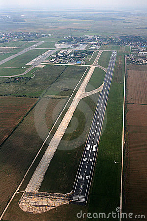 Free Airports From Above Stock Photo - 16994310