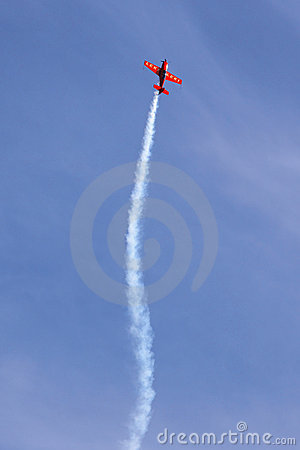 Airshow Editorial Stock Photo