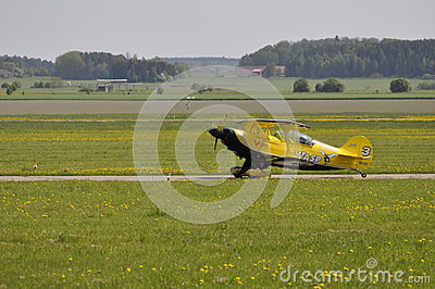 Airshow Editorial Image