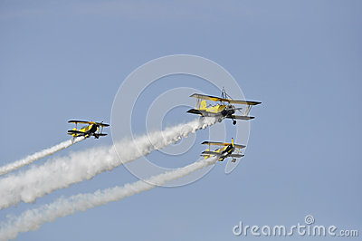 Airshow Editorial Image