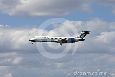 AirTran Passenger Jet Airliner Editorial Photography