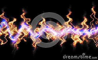 Airwaves ablaze