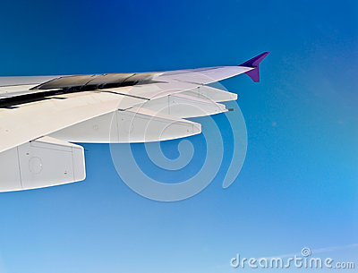 Aisbus A380 s wing