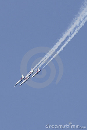Aishow Jets Editorial Stock Photo