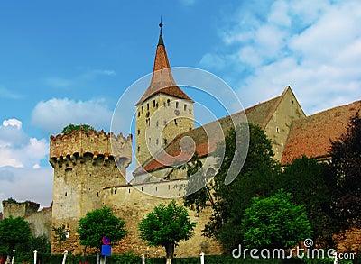 Aiud Citadel, Transilvania, Romania
