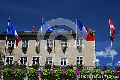 Aix-Les-Bains City Hall