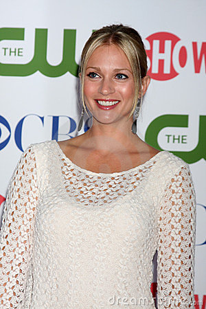 Aj Cook,  Editorial Stock Image