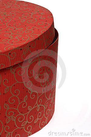 Ajar gift box