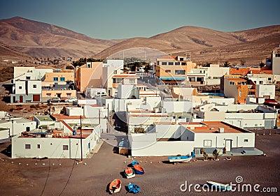 Ajuy - picturesque village on Fuerteventura