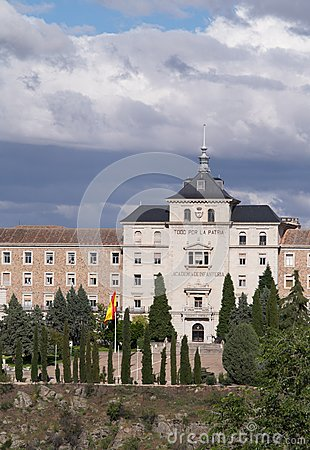 Akademie der Infanterie, Toledo, Spanien