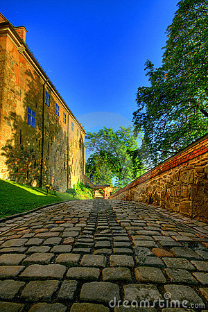 The Akershus Fortress, Oslo
