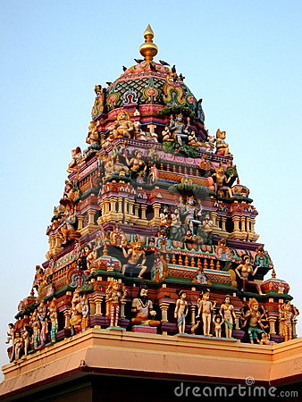 Akkalkot temple top