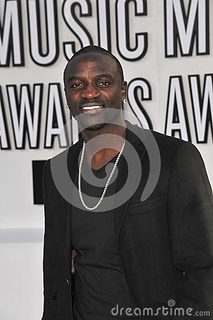 Akon Editorial Stock Image