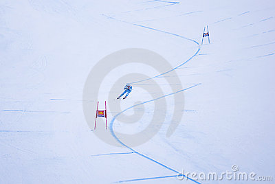 Aksel Lund Svindal - Fis World Cup Editorial Stock Photo