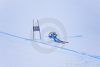 Aksel Lund Svindal - Fis World Cup Editorial Image