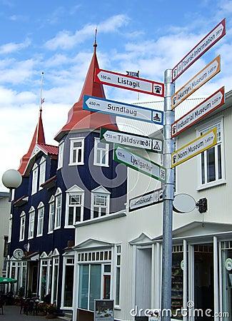 Free Akureyri Stock Image - 6403931